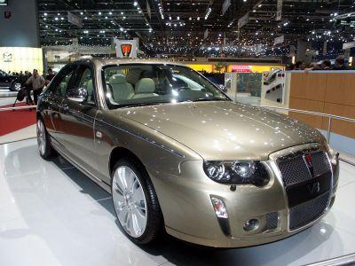 Rover 75 V8