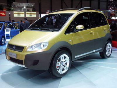 Fiat Idea 5 Terre