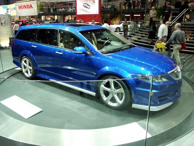Honda Accord Tourer Diesel