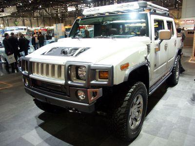 Hummer H2-T