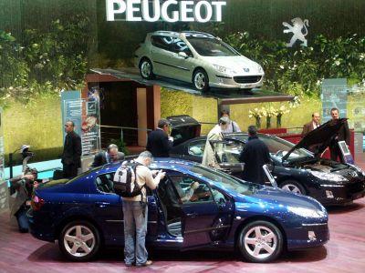 Genève 2004 - Stands