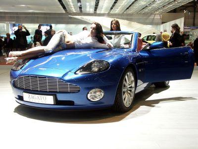 Zagato Vanquish Roadster