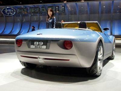 Subaru B9 SC