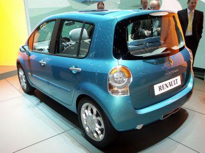 Renault Modus Show Car
