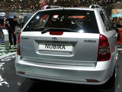 Daewoo Nubira