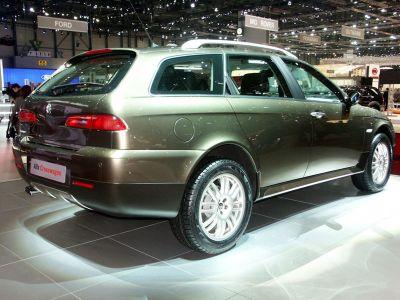 Alfa Roméo 156 Crosswagon