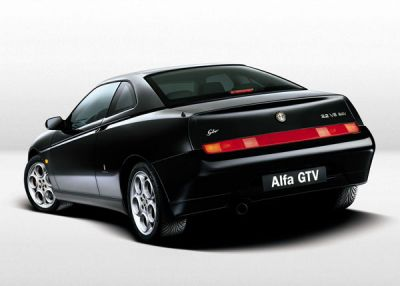 Alfa Roméo Spider & GTV