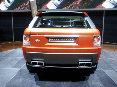 Land Rover Range Stormer