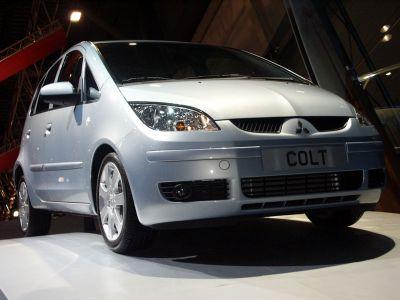 Mitsubishi Colt 2004