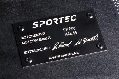 Sportec SP 600 Cayenne