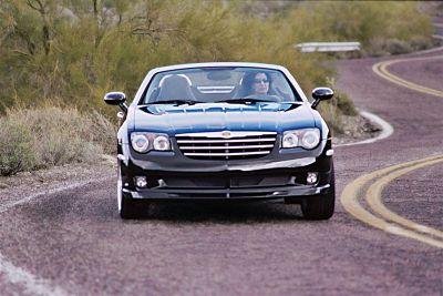 Chrysler Crossfire Roadster SRT-6