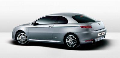 Alfa Roméo GT Coupé Concept