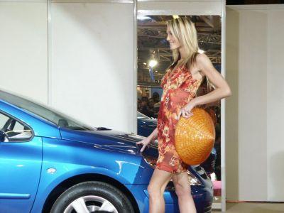 Salon Coupé / Cabriolet 2004 : Cabrio Show