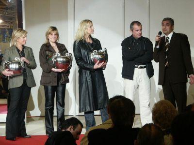Salon Coupé / Cabriolet 2004 : Remise des prix