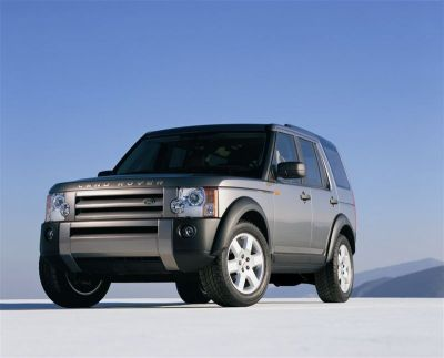 Land Rover New Discovery