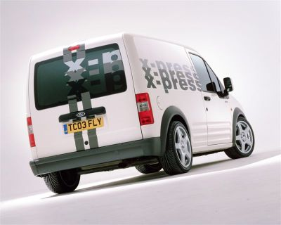 Ford Transit Connect X-Press