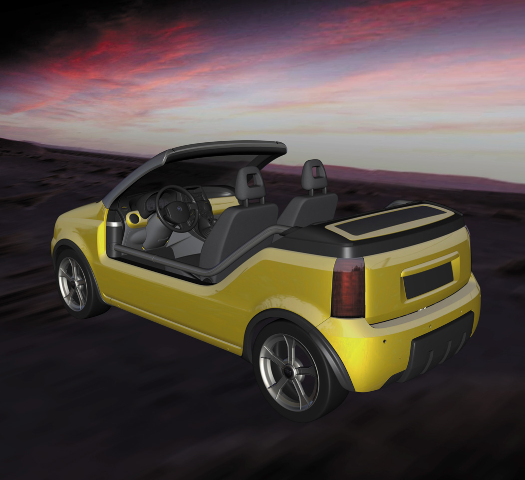 Fiat concept Marakech