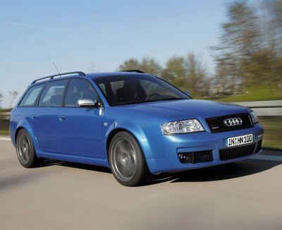 Audi RS6 +