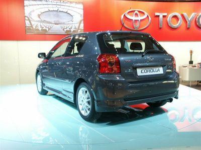Toyota Corolla phase 2