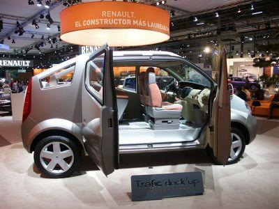 Renault Deck Up
