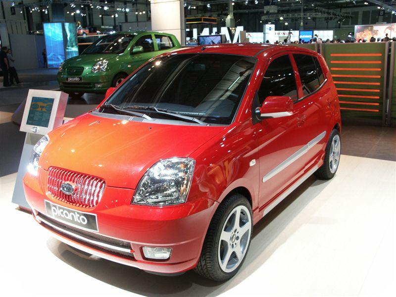 Kia Picanto EX