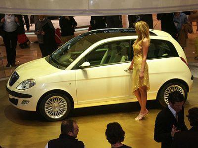 Lancia Ipsilon