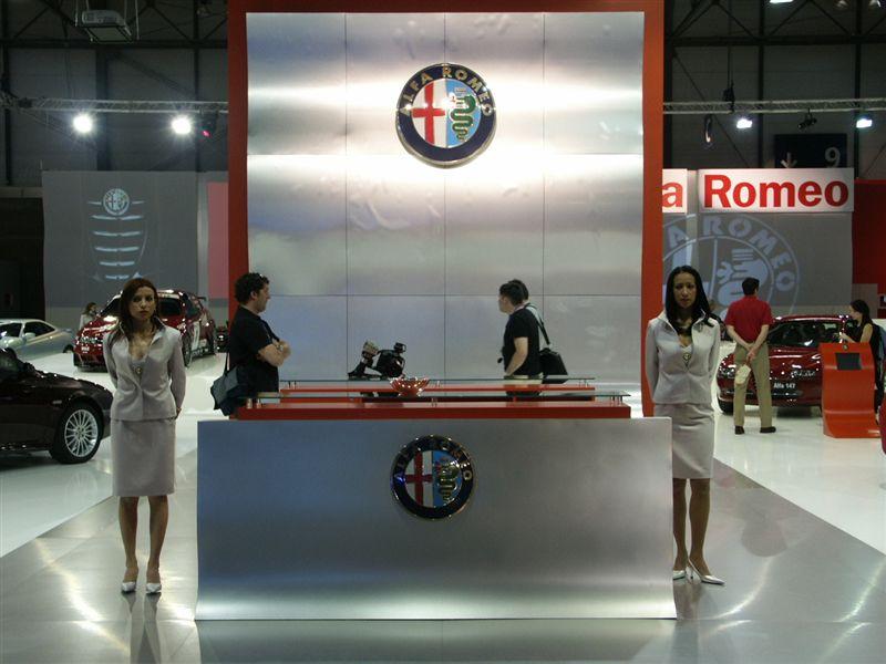 Stand Alfa Romeo
