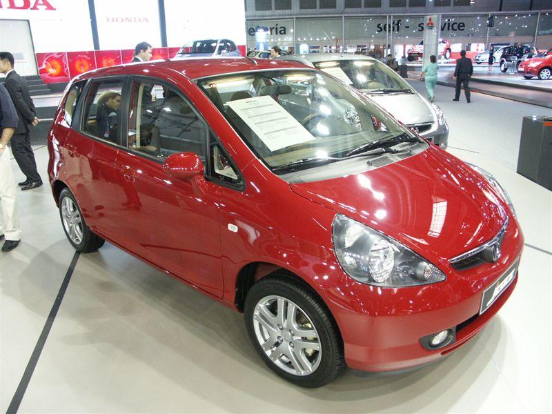 Honda Jazz phase 2