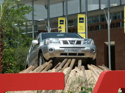 Stand Nissan 4x4