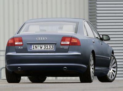 Audi A8 V6 Tdi