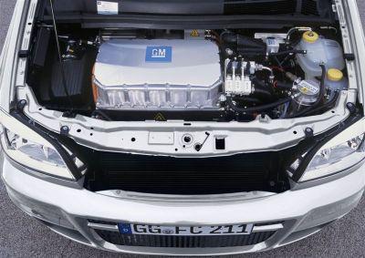 Opel Zafira Fuel Cell