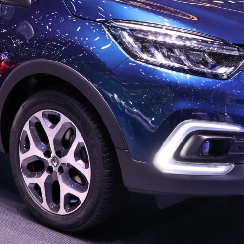 Renault Captur restylé