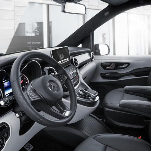 Brabus Mercedes Classe V Business Lounge