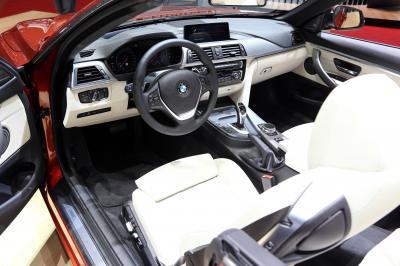 BMW Série 4 restylée (Genève 2017)