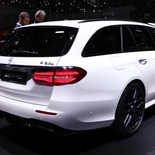 Mercedes-AMG E 63 Estate (Genève 2017)