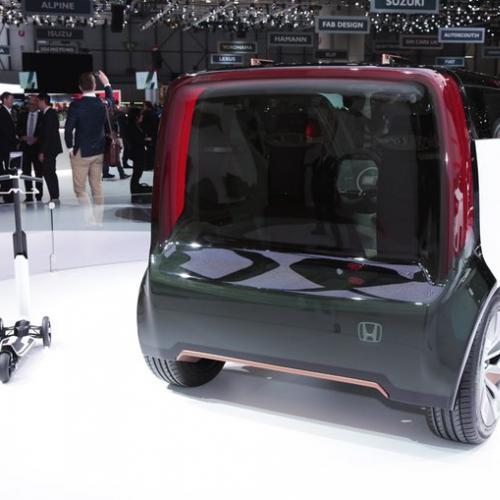 Honda NeuV (Genève 2017)