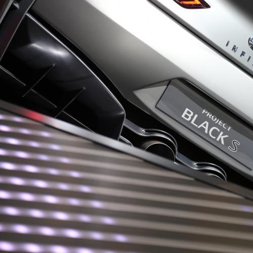 Infiniti Q60 Project Black S (Genève 2017)