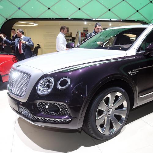 Bentley Bentayga par Mulliner (Genève 2017)