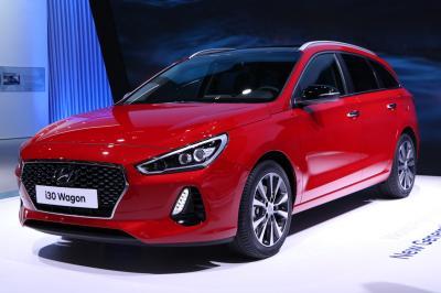 Hyundai i30 SW (Genève 2017)