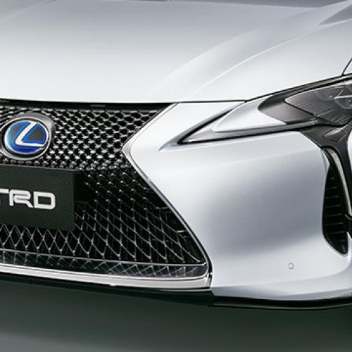 Lexus LC par TRD