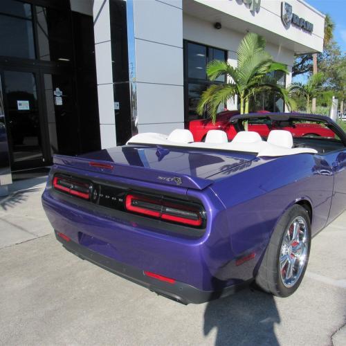 Dodge Challenger SRT Hellcat Cabriolet