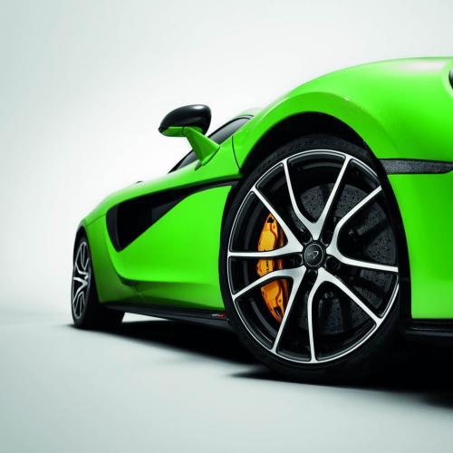 Les McLaren Sport Series font le plein d'options de personnalisation