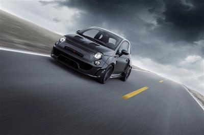 Abarth 500 Arès par Pogea Racing