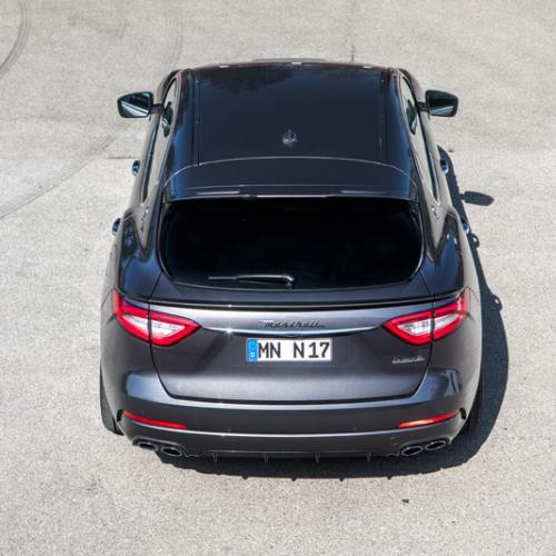 Maserati Levante par Novitec Tridente