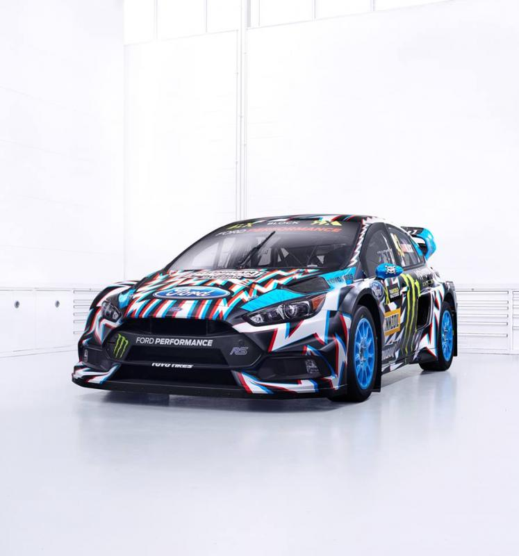Ford Focus RS RX 2017