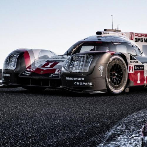 Porsche 919 2017