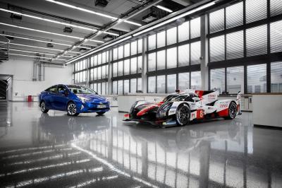 Toyota TS050 2017