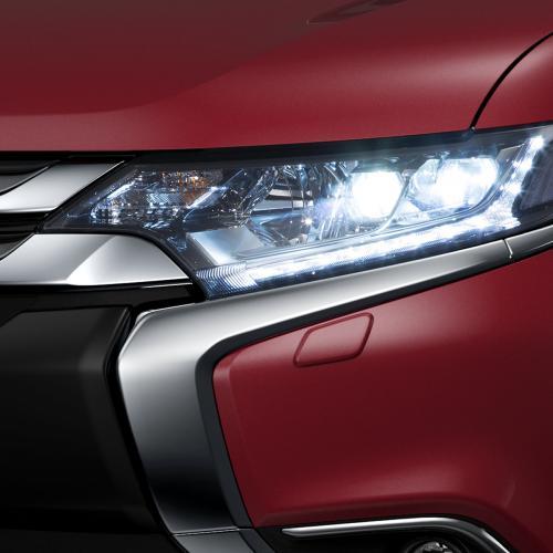 Mitsubishi Outlander DI-D et PHEV (essai - 2017)