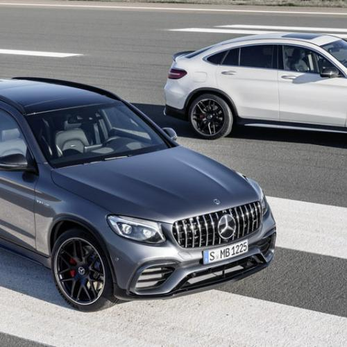 2017 Mercedes Benz Mercedes Amg Glc Coupe Interior: Mercedes-AMG GLC 63 Et GLC 63 Coupé