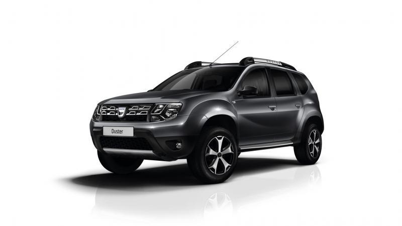 Dacia gamme Explorer 2017